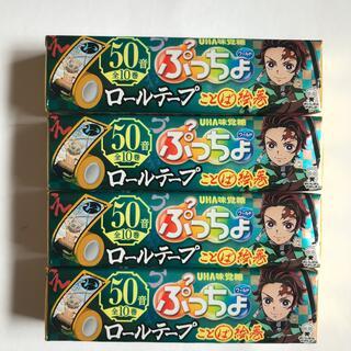 ユーハミカクトウ(UHA味覚糖)のぷっちょ 4個(菓子/デザート)