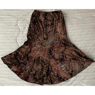 ラルフローレン(Ralph Lauren)のラルフローレン  ブラックレーベル ロングスカート(ロングスカート)
