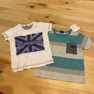 ベベ(BeBe)のBEBE ベベ Tシャツ2枚セット(Tシャツ/カットソー)