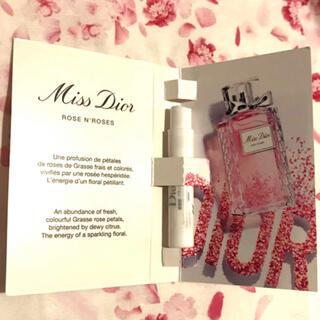 Dior - Miss Dior ROSE N' ROSES 香水 ミニ サンプル ディオール