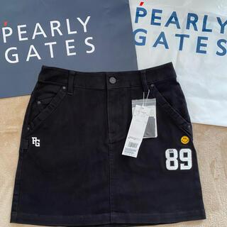 PEARLY GATES - パーリーゲイツストレッチスカートサイズ00