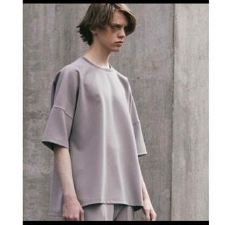 アタッチメント(ATTACHIMENT)のWYM attachment コラボ tシャツ ベージュ(Tシャツ/カットソー(半袖/袖なし))