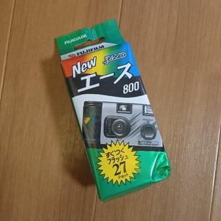 フジフイルム(富士フイルム)の新品未使用 富士フイルム 写ルンです(フィルムカメラ)