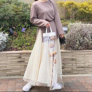 コウベレタス(神戸レタス)の神戸レタス 2wayシャイニー&チュールスカート(ロングスカート)