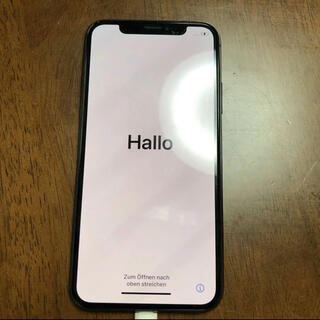 Apple - iPhone X ジャンク SIMフリー 64GB
