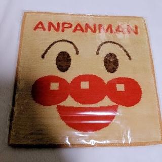 アンパンマン - アンパンマン ミュージアム 限定 タオル ハンカチ アンパンマン