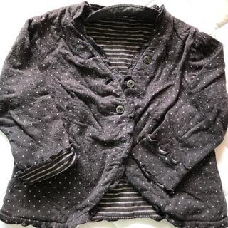 ニシマツヤ(西松屋)の06  西松屋  90㎝ 綿 100%(ジャケット/上着)