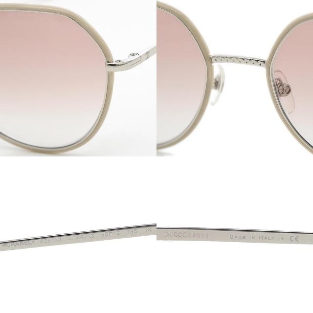 CHANEL(シャネル)のシャネル サングラス グレー グラデーションレンズ CH4251J レディースのファッション小物(サングラス/メガネ)の商品写真