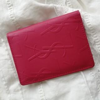 Yves Saint Laurent Beaute - イブサンローラン 定期入れ カードケース