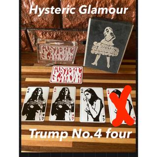ヒステリックグラマー(HYSTERIC GLAMOUR)のHysteric Glamour Trump 1枚⬛︎No.4(その他)