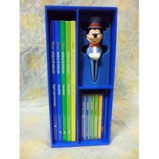 Disney - DWE ストーリーブックセットCD未開封多数!ライトライトペン作動良好!