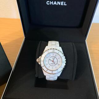 CHANEL - CHANEL J12 33mm ダイヤモンド