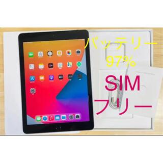 iPad - iPad 2017 第5世代 32GB SIMフリー 良品