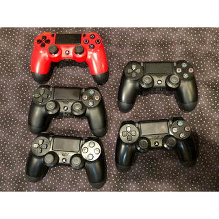 PlayStation4 - 「ジャンク」5台セット DUALSHOCK4 PS4 コントローラー