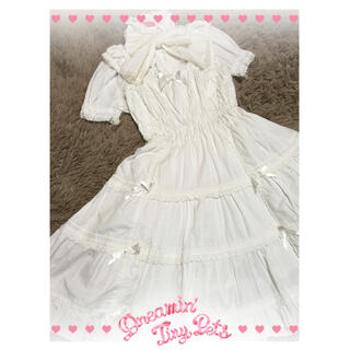 Angelic Pretty - angelic pretty白コーデ
