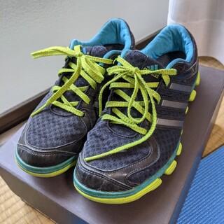 アディダス(adidas)のadidas ランニングシューズ 25.0(シューズ)