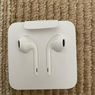 Apple - iPhone イヤホン 純正 アップル