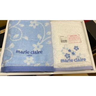マリクレール(Marie Claire)のマリ・クレール フェイスタオル(タオル/バス用品)