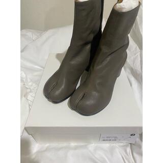 マルタンマルジェラ(Maison Martin Margiela)の足袋ブーツ ビンテージレザー / maison margiela(ブーツ)