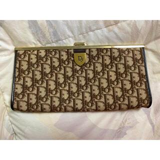 クリスチャンディオール(Christian Dior)のクリスチャンディオール クラッチバッグ(未使用、実家保管品)(クラッチバッグ)