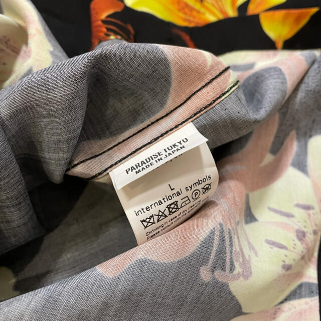 WACKO MARIA(ワコマリア)のWACKO MARIA 限定 HAWAIIAN SHIRT ワコマリア アロハ メンズのトップス(シャツ)の商品写真
