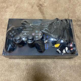 プレイステーション2(PlayStation2)のPS2 動作確認済み(家庭用ゲーム機本体)