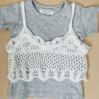 シマムラ(しまむら)のTシャツ 女の子(Tシャツ)