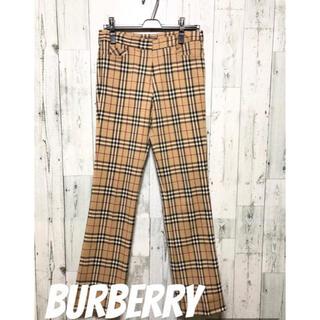 バーバリー(BURBERRY)のバーバリー ノバチェックパンツ ユニセックス(カジュアルパンツ)