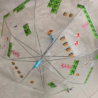 ニンテンドウ(任天堂)のUSJ スーパーマリオ 傘 かさ ニンテンドーワールド マリオワールド(傘)