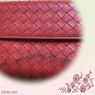 ボッテガヴェネタ(Bottega Veneta)のボッテガヴェネタ折りたたみ長財布♪(財布)