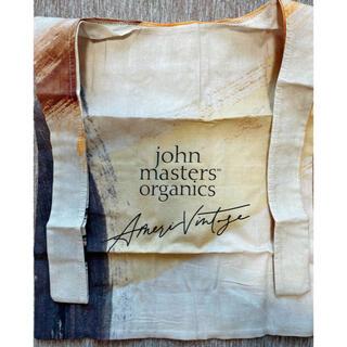 Ameri VINTAGE - john masters organics Ameri Vintage  バッグ