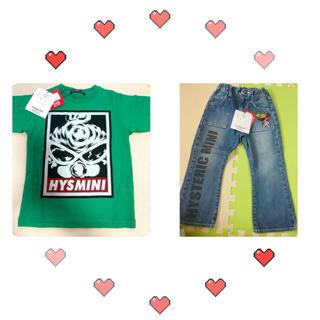 ヒステリックミニ(HYSTERIC MINI)の105cm(Tシャツ/カットソー)