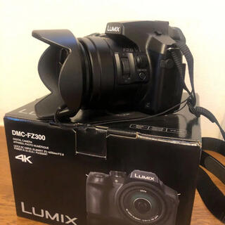 パナソニック(Panasonic)のLUMIX DMC-FZ300(コンパクトデジタルカメラ)