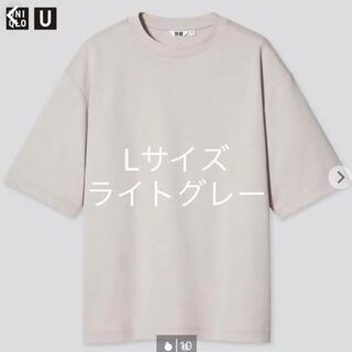 ユニクロ(UNIQLO)のUNIQLO エアリズムコットンオーバーサイズTシャツ(Tシャツ/カットソー(半袖/袖なし))
