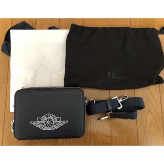 Dior - AIR DIOR bag エアジョーダンコラボ ショルダーバック