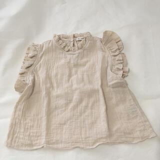 Caramel baby&child  - soor ploom Thelma Camisole  6〜7y