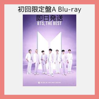 防弾少年団(BTS) - BTS 公式 最新 正規品 THE BEST 初回限定盤A Blu-ray