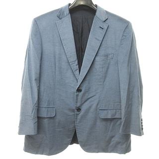 ブリオーニ テーラードジャケット ブレザー カシミア混 シルク混 コットン 54(テーラードジャケット)