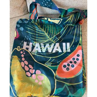 Starbucks Coffee - 海外限定☆スタバ エコバッグ トロピカル ハワイ トートバッグ お買い物袋 新品