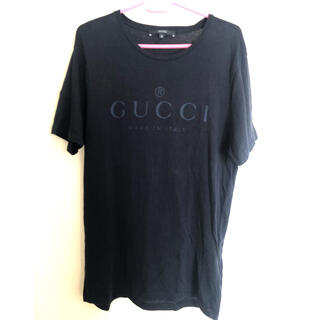 グッチ(Gucci)のGUCCI  メンズ ロゴ Tシャツ(Tシャツ/カットソー(半袖/袖なし))