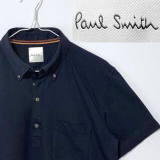 Paul Smith - 美品!Paul Smith ポールスミス クールマックス鹿の子 BDポロシャツ