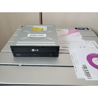 エルジーエレクトロニクス(LG Electronics)のLG BH14NS48 内蔵型ブルーレイドライブ(PCパーツ)