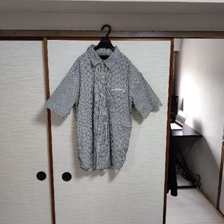 STUSSY - 定価3万 STUSSY 半袖 チェック シャツ