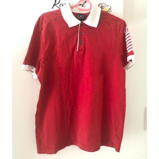 エンポリオアルマーニ(Emporio Armani)のEMPORIA ARMANI Tシャツ(Tシャツ/カットソー(半袖/袖なし))