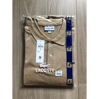 LACOSTE - LACOSTE ラコステ ポロシャツ クラシックフィット L1212