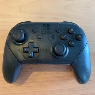 ニンテンドースイッチ(Nintendo Switch)の【ジャンク品】Nintendo switch プロコントローラー(その他)