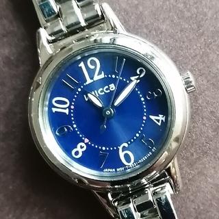 CITIZEN - 美品 シチズン wiccaウィッカ ソーラー レディース腕時計