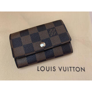 LOUIS VUITTON - 【正規品/CT0056】ルイヴィトン キーケース