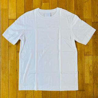 ドゥロワー(Drawer)のSLOANE スローン 男女兼用 コットン天竺Tシャツ サイズ5 ホワイト(Tシャツ(半袖/袖なし))
