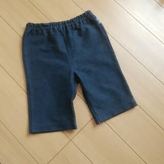 mikihouse - 新品ミキハウス 紺色スパッツ 70-80